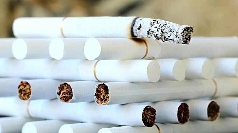 Kandungan Rokok - Sigaret