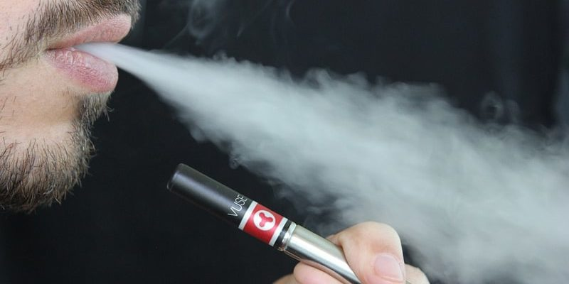 Bahaya Rokok Elektrik - Vape