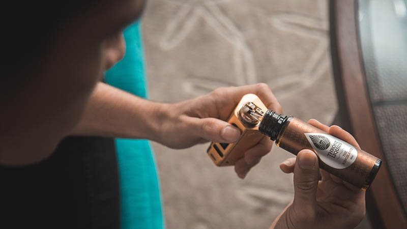 kandungan pada eliquid - ecigarette