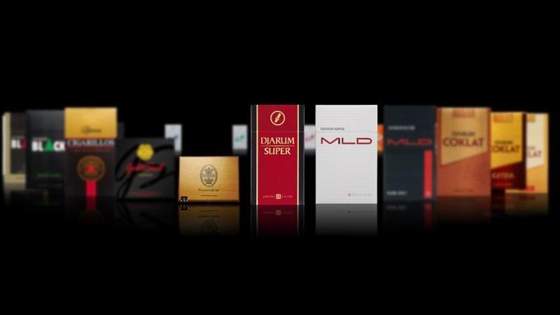 Produk Rokok Djarum - Merek Djarum