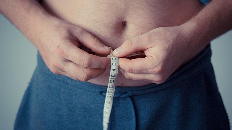 manfaat merokok - obesitas
