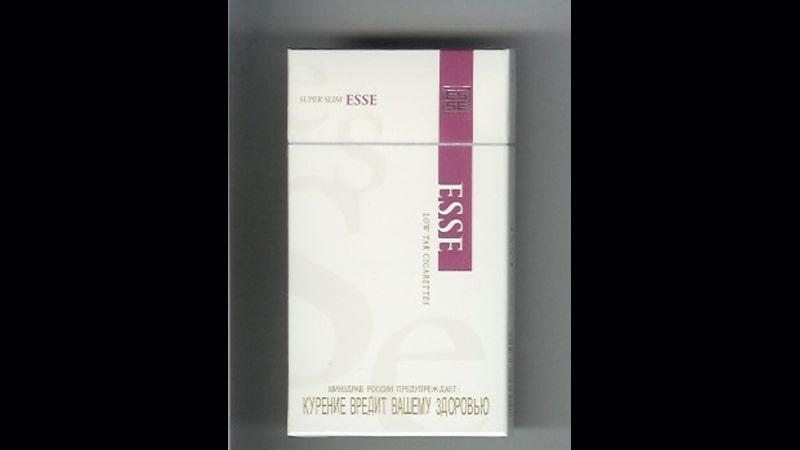 Sigaret Impor - Esse
