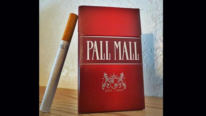 Rokok Luar Negeri yang Dijual di Indonesia - Pall Mall