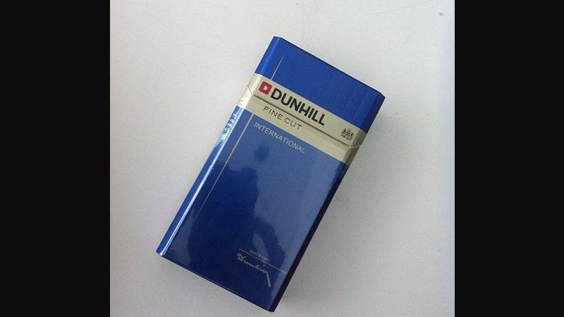 Jenis Rokok Dunhill - Dunhill Fine Cut Lights