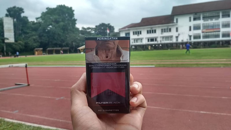 marlboro black - filter