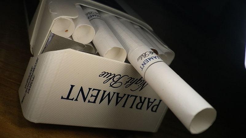 sigaret - parliament