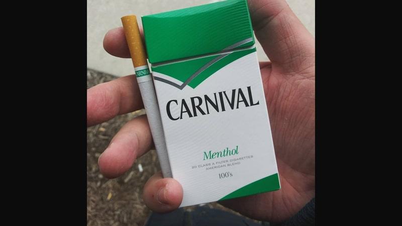 Produk Sigaret KTNG - Carnival