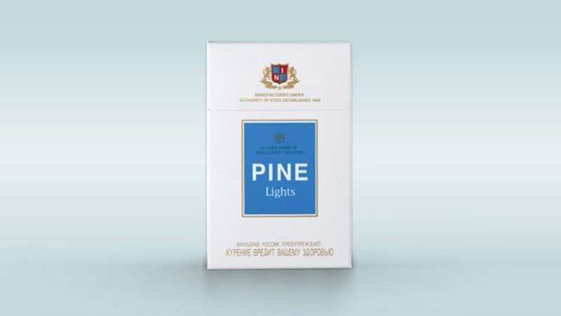 Produk Sigaret KTNG - Pine