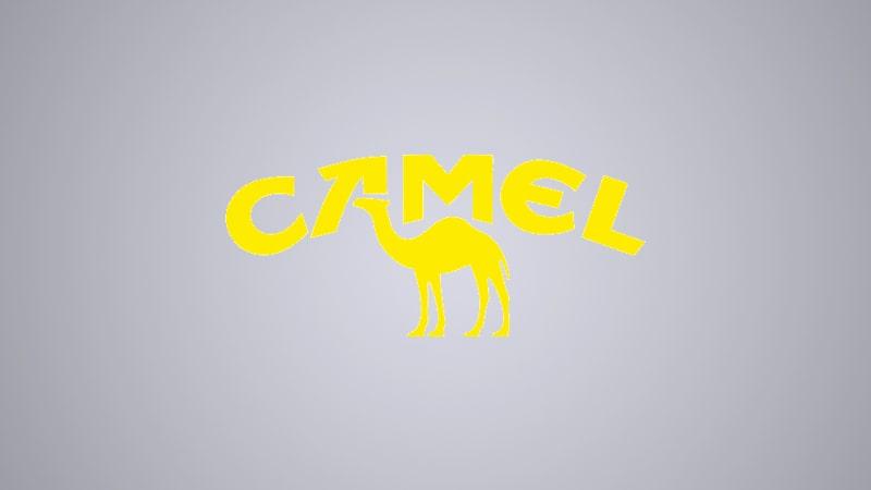 rokok camel indonesia - logo