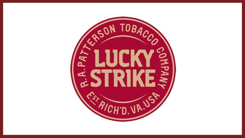 Rokok Lucky Strike - Logo Lucky Strike