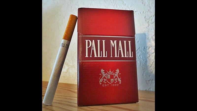 varian sigaret - red
