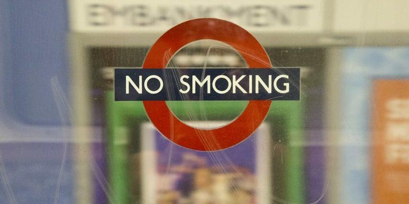 Efek Berhenti Merokok - No Smoking
