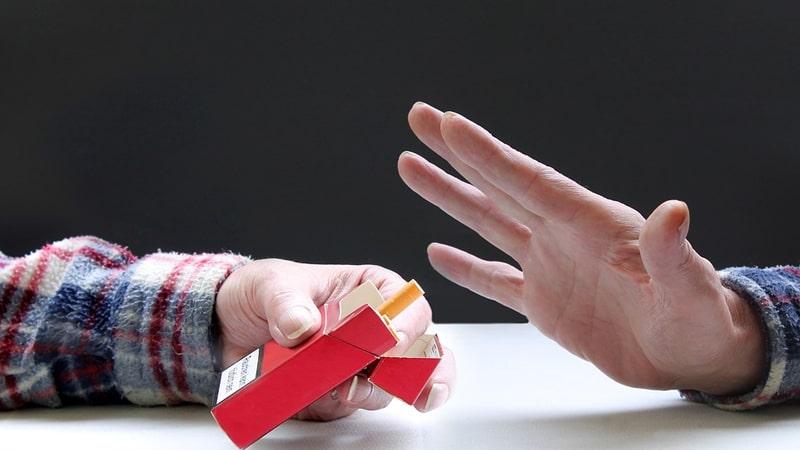 Fase Orang Berhenti Merokok - Menolak Rokok