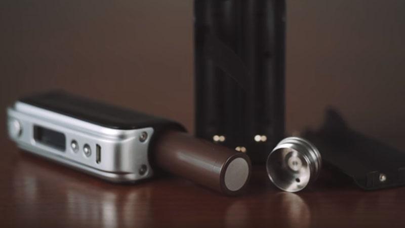 penyebab vape meledak - baterai