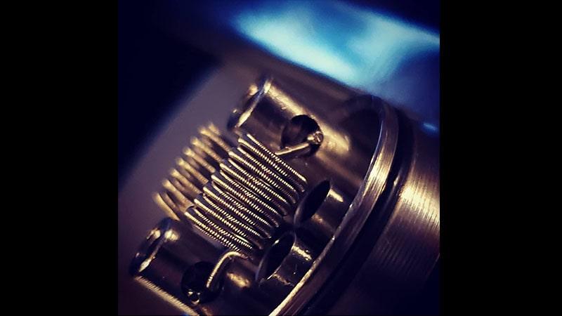 bagian vaporizer - coil
