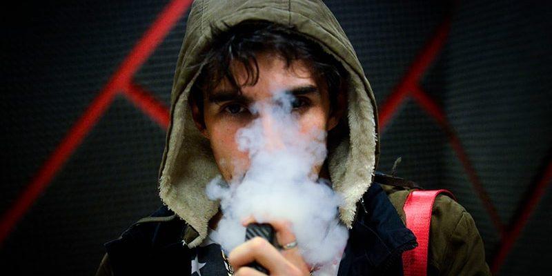 rokok elektrik untuk berhenti merokok - vaping