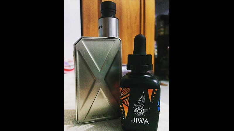 eliquid - jiwa
