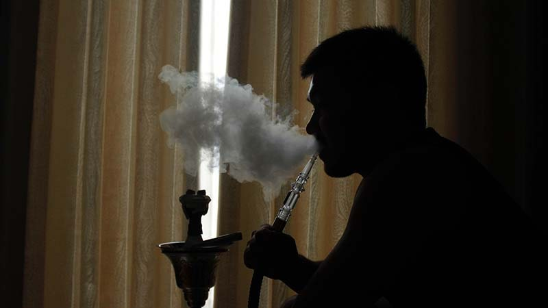 sigaret - hookah