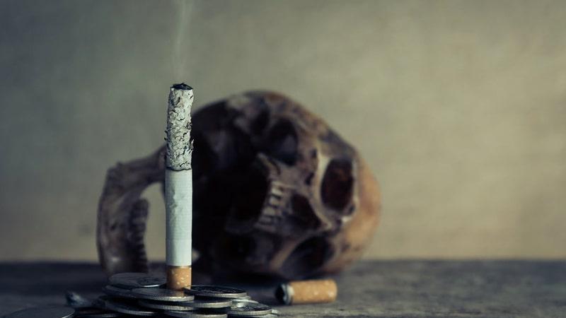 Bahaya Asap Rokok - Bau dan Residu Rokok