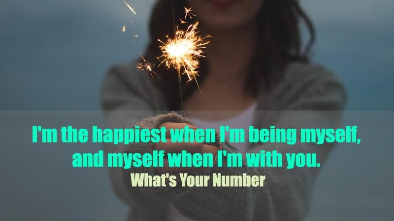 Kata-Kata Romantis Bahasa Inggris - What's Your Number