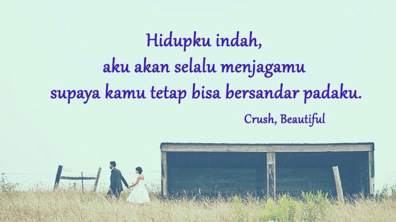 Kata-Kata Indah Cinta untuk Kekasih - Crush, Beautiful