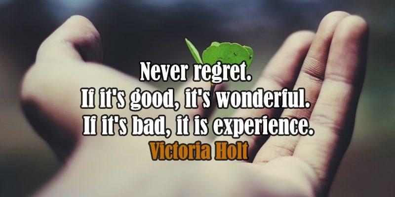 Kata-Kata Keren Bahasa Inggris - Victoria Holt