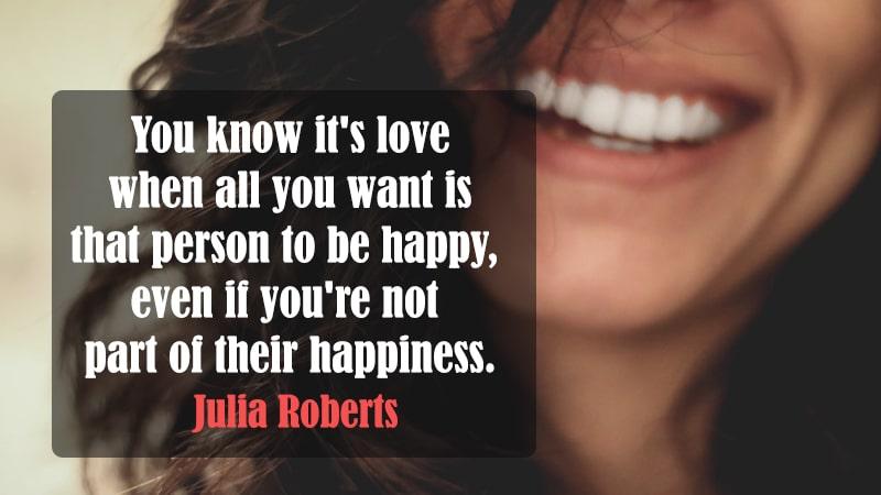 Kata-Kata Keren Bahasa Inggris - Julia Roberts